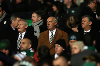 Football - 2012 / 2013 Champions League - Round of 16, First Leg: Celtic vs. Juventus<br /> <br /> Celtic owner Dermot Desmond during the UEFA Champions League last sixteen football match at Celtic park in Glasgow, Scotland, on February 12, 2013. <br /> <br /> Colorsport