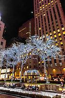 Rockefeller Center, New York, New York USA.