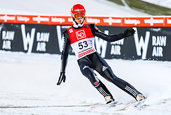 11.12.2016, Lysgards Schanze, Lillehammer, NOR, FIS Weltcup Ski Sprung, Lillehammer, im Bild Karl Geiger (GER) // Karl Geiger of Germany during Mens Skijumping of FIS Skijumping World Cup at the Lysgards Schanze in Lillehammer, Norway on 2016/12/11. EXPA Pictures © 2016, PhotoCredit: EXPA/ Tadeusz Mieczynski