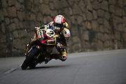 October 16-20, 2016: Macau Grand Prix. 2 Michael RUTTER, Bathams/SMT Racing