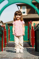 A photoshoot with little Alexa for a brochure for the Western Canadian Children's Heart Network. Alexa was diagnosed in utero when her mother was 7 and a half months pregnant. She has had three heart catheterizations and three open heart surgeries. We had some great fun at a local playground while I made a few images of her for the brochure...©2012, Sean Phillips.http://www.RiverwoodPhotography.com