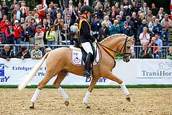 , Warendorf Bundeschampionate 02 - 06.09.2009, Cyrill WE 16 - Stommel, Wibke- Championatssieger