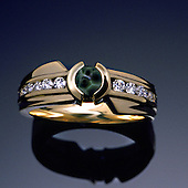 Wedding Rings and Art Jewelry