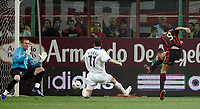 Fotball<br /> UEFA Champions League <br /> Tredje kvalifiseringsrunde<br /> 09.08.2006<br /> AC Milan v Røde Stjerne<br /> Foto: Inside/Digitalsport<br /> NORWAY ONLY<br /> <br /> Ac Milan Filippo INZAGHI scores goal for his team<br /> Il gol di Filippo INZAGHI