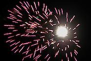 2011 - Mystery fireworks display