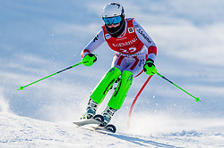 23.01.2019, Streif, Kitzbühel, AUT, Kitzbühel, Slalom, Longines Future Hahnenkamm Champions, im Bild Amelie Leitner-Hölzl (TIR) // Amelie Leitner-Hölzl of Tyrol during the slalom of Longines Future Hahnenkamm Champions at the Streif in Kitzbühel, Austria on 2019/01/23. EXPA Pictures © 2019, PhotoCredit: EXPA/ Stefan Adelsberger