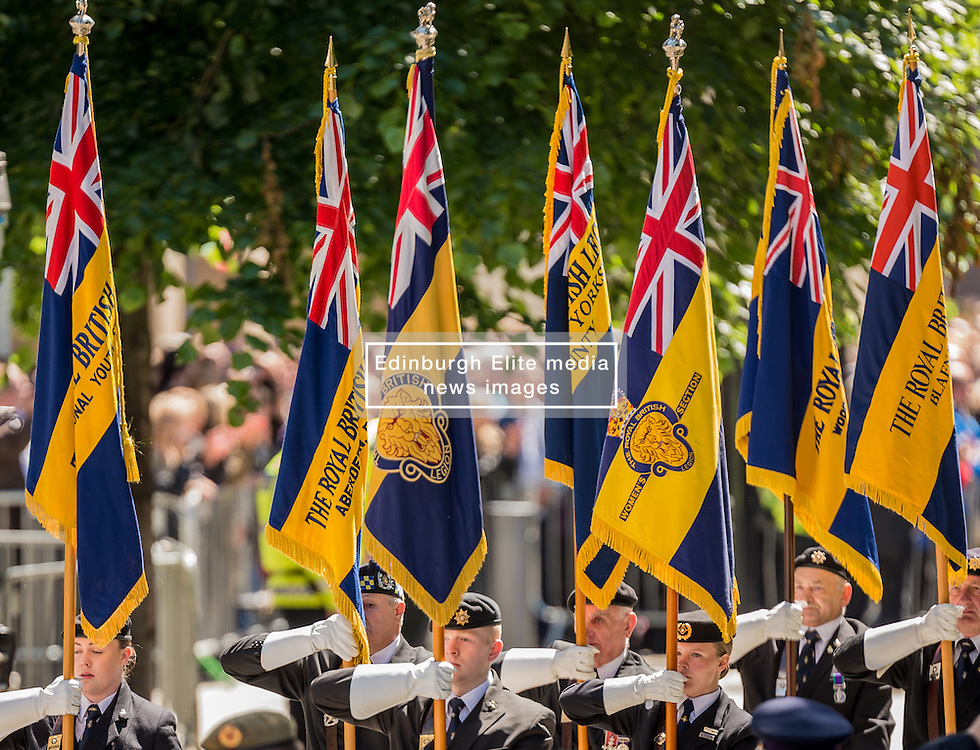 The National Commemoration of the Centenary of the Battle of the Somme.<br /> Manchester Town Hall<br /> Friday 1st July 2016<br /> <br /> (c) John Baguley | Edinburgh Elite media