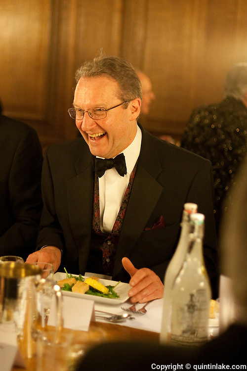Old Waynfletes Black Tie Dinner 2010. Corpus Christi College, Oxford. Champagne reception in the Rainolds Room followed by dinner in the Dining Hall.