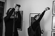 ALAN SCHALLER; JAMES LANGE, The Verve, photographs by Chris Floyd ... Art Bermondsey Project Space, London. 6 September 2017