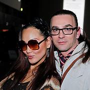 NLD/Amsterdam/20110127 - AIFW winter 2011, show Spijkers en Spijkers, Jessica Mendels en Tom Sebastiaan