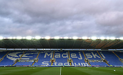 General view of the Madejski Stadium before the Sky Bet Championship match between Reading and Queens Park Rangers.