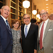 Tom and Kathi Eby, President and CEO nine networks, Jack Galmiche, Donald Broughton