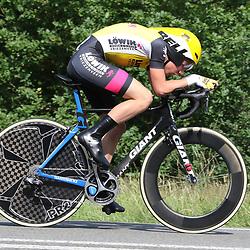 21-06-2017: Wielrennen: NK Tijdrijden: Montferland <br />s-Heerenberg (NED) wielrennen <br />Lars Boven