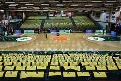 November 15, 2017 - SöDertäLje, SVERIGE - 171115 Generell vy över Täljehallen innan basketmatchen i EM-kvalet mellan Sverige och Makedonien den 15 November 2017 i Södertälje. (Credit Image: © Kenta JöNsson/Bildbyran via ZUMA Wire)