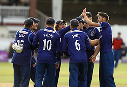 - Mandatory byline: Robbie Stephenson/JMP - 07966 386802 - 19/09/2015 - Cricket - Lord's Cricket Ground - London, England - Gloucestershire CCC v Surrey CCC - Royal London One-Day Cup Final