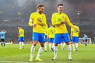 Brazil v Uruguay 161118