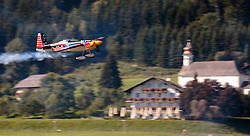 06.09.2015, Red Bull Ring, Spielberg, AUT, Red Bull Air Race, Spielberg, Rennen, im Bild Kirby Chambliss (USA) // Kirby Chambliss of the United States during the race of Red Bull Air Race Championships 2015 at the Red Bull Ring in Spielberg, Austria on 2015/09/06. EXPA Pictures © 2015, PhotoCredit: EXPA/ JFK