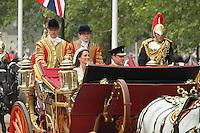William & Kate; Duke & Duchess of Cambridge William & Kate Royal Wedding, London, UK, 29 April 2011:  Contact: Rich@Piqtured.com +44(0)7941 079620 (Picture by Richard Goldschmidt)