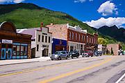 Downtown Rico, Colorado
