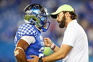 Benny Snell Jr.<br /> <br /> The University of Kentucky football team falls to Georgia 27-24 on Saturday, Nov., 5, at Commonwealth Stadium in Lexington, Ky.<br /> <br /> Photo by Elliott Hess   UK Athletics
