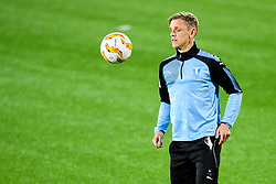 October 24, 2018 - Sarpsborg, Norway - 181024 Sören Rieks of Malmö FF during a training session ahead of the Europa league match between Sarpsborg 08 and Malmö FF on October 24, 2018 in Sarpsborg..Photo: Petter Arvidson / BILDBYRÃ…N / kod PA / 92136 (Credit Image: © Petter Arvidson/Bildbyran via ZUMA Press)