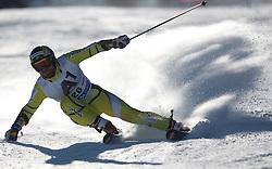23.10.2011, Rettenbachferner, Soelden, AUT, FIS World Cup Ski Alpin, Herren, Riesenslalom, im Bild Leif Kristian Haugen (NOR) // during Mens ginat Slalom at FIS Worldcup Ski Alpin at the Rettenbachferner in Solden on 23/10/2011. EXPA Pictures © 2011, PhotoCredit: EXPA/ Johann Groder