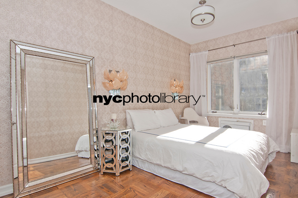 Bedroom at 114 East 27th Street