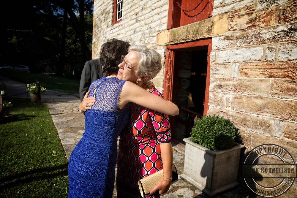 Lucy and Larry VanMeter Rehearsal dinner at the Iroquois Hunt Club  on Friday August 5, 2017.