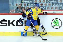 20.04.2016, Dom Sportova, Zagreb, CRO, IIHF WM, Ukraine vs Estland, Division I, Gruppe B, im Bild Denis Petrukhno // during the 2016 IIHF Ice Hockey World Championship, Division I, Group B, match between Ukraine and Estonia at the Dom Sportova in Zagreb, Croatia on 2016/04/20. EXPA Pictures © 2016, PhotoCredit: EXPA/ Pixsell/ Goran Stanzl<br /> <br /> *****ATTENTION - for AUT, SLO, SUI, SWE, ITA, FRA only*****