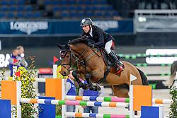 Dreher Hans Dieter, GER, Berlinda<br /> JIM Maastricht 2019<br /> CSI4* Van Mossel Prix<br /> © Hippo Foto - Dirk Caremans<br />  09/11/2019