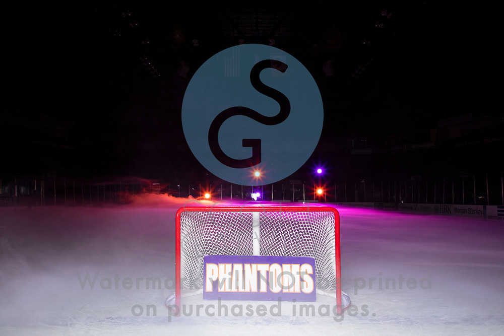 Youngstown Phantoms player photo shoot on January 6, 2020.
