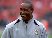 Photo: Richard Lane/Sportsbeat Images.<br /> Milton Keynes Dons v West Ham United. Pre Season Friendly. 25/07/2007. <br /> Don's manager, Paul Ince.