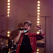 2020-07-31 | Helsingborg, Sweden: Sandro Cavazza live under HX Festivalen 2020.<br /> <br /> Foto av: Jimmy Palm