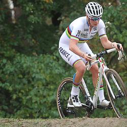 08-11-2020: Wielrennen: EK Veldrijden: Rosmalen: Marion Riberolle