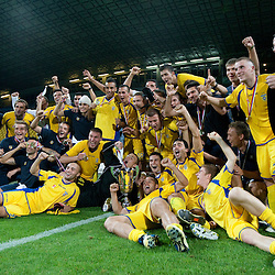 20110708: SLO, Football - Slovenian SuperCup 2011, NK Maribor vs NK Domzale