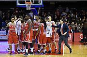Consultinvest Victoria Libertas Pesaro<br /> Grissin Bon Pallacanestro Reggio Emilia - Consultinvest Victoria Libertas Pesaro<br /> Lega Basket Serie A 2016/2017<br /> Reggio Emilia, 20/11/2016<br /> Foto A.Giberti / Ciamillo - Castoria