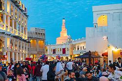 Souq Waqif in Doha, Qatar