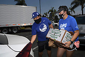 MLB-Los Angeles Dodgers Pull Up Neighbor Giveaway-Aug 16, 2020