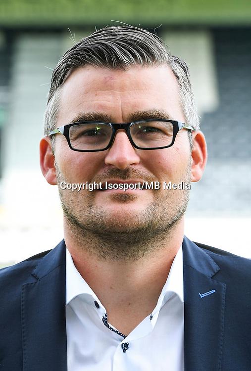 20170711 - Eupen, Belgium / Photoshoot Kas Eupen 2017 - 2018 / <br /> Michael RADARMACHER<br /> © Isosport