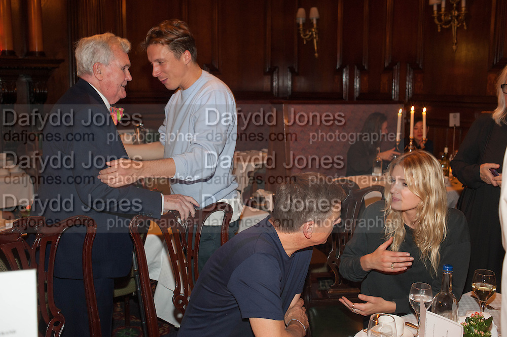 OWEN LUDER; CYPRIEN GAILLARD; ANDREAS GURSKY;  LILY DONALDSON Opening of Morris Lewis: Cyprien Gaillard. From Wings to Fins, Sprüth Magers London Grafton St. London. Afterwards dinner at Simpson's-in-the-Strand hosted by Monika Spruth and Philomene Magers.