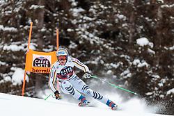 28.12.2017, Stelvio, Bormio, ITA, FIS Weltcup, Ski Alpin, Abfahrt, Herren, im Bild Thomas Dressen (GER) // Thomas Dressen of Germany in action during mens Downhill of the FIS Ski Alpine Worldcup at the Stelvio course, Bormio, Italy on 2017/12/28. EXPA Pictures © 2012, PhotoCredit: EXPA/ Johann Groder