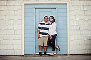 Virginia Beach Engagement Portraits: Michelle and Adam