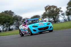 Stuart Humphrey/Stuart Ridd-Jones pictured while competing in the 750 Motor Club's Roadsports Series. Picture taken at Snetterton on October 17, 2020 by 750 Motor Club photographer Jonathan Elsey