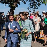 NLD/Rhenen/20120430 - Koninginnedag 2012 Rhenen, Maurits en Marilene van den Broek