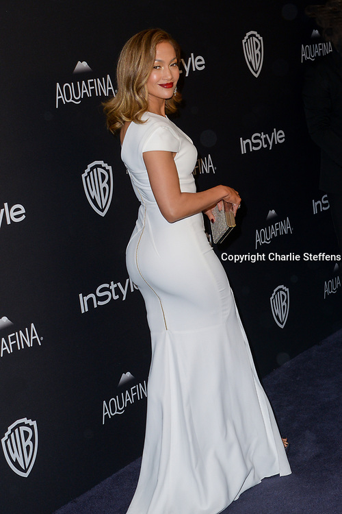 Jennifer Lopez attends InStyle and Warner Bros 73rd Annual Golden Globes Post-Party at the Beverly Hilton Hotel on January 10, 2016, in Beverly Hills, California. (Photo: Charlie Steffens/Gnarlyfotos)