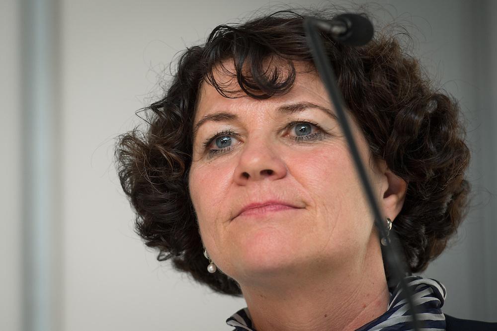 03 June 2015 - Belgium - Brussels - European Development Days - EDD - Food - Smallholder farmers powering global development - Janny Vos<br /> Strategic Partnerships Director © European Union