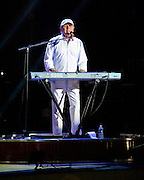 COLUMBIA, MD - June 15th, 2012 - Bruce Johnston of The Beach Boys performs at Merriweather Post Pavilion as part of the band's 50th Anniversary Reunion Tour. This tour marks the first time chief songwriter Brian Wilson has done a full range of dates with the band since 1965. (Photo by Kyle Gustafson/For The Washington Post)