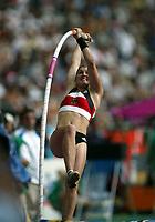 Friidrett, 23. august 2003, VM Paris,( World Championschip in Athletics),  Caroline Hingst, Tyskland, Germany