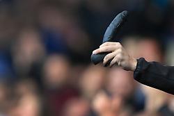 16th September 2017 - Premier League - West Bromwich Albion v West Ham United - A West Ham fan waves a dildo - Photo: Simon Stacpoole / Offside.
