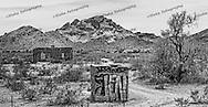 This addition to fluke fotography's Americana Series is this old adobe home.  Nothing left but a shell of what was once someone's home and water well.  You can see this as you travel east about 5 miles west of Tonopah, Arizona.